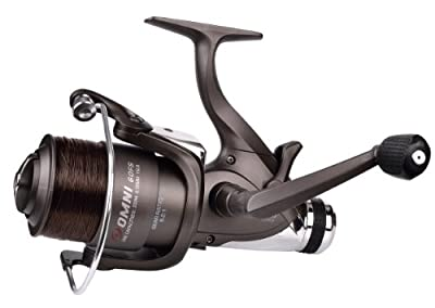 *NEW* Shakespeare Omni Freespool/Baitrunner Reel**with Free Line**Sizes:30+40+60 Carp Pike Coarse Game Fishing by Shakespeare