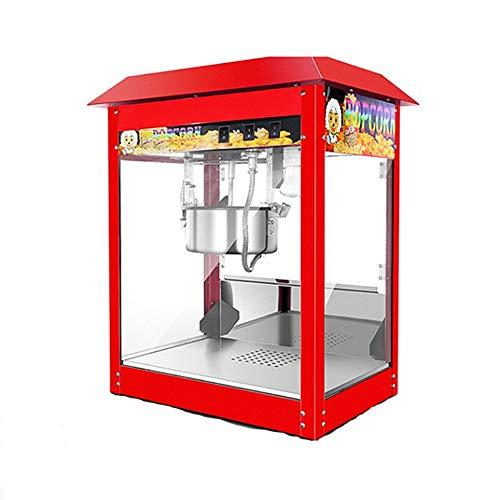 Popcornmaschine-Kommerzielle/vollautomatische/Maispuffmaschine/elektrische Popcornmaschine/amerikanische kugelförmige/Haushalt, 1300W, 220-240V