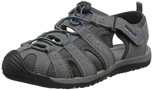 Gola Shingle 3, Sandalias Atléticas, Hombre, Gris (Grey/Black/Blue),