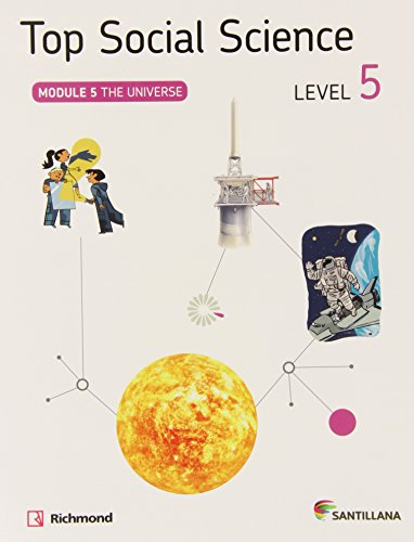 TOP SOCIAL SCIENCE 5 THE UNIVERSE - 9788468020228