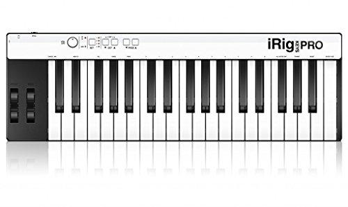 IK Multimedia iRig Keys Pro Midi Tastatur Laptop IOS PC + NEU