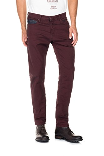 Salsa -  Jeans  - Uomo rosso 29 US