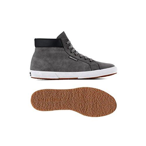 Superga 2204-Suem, Chaussures de Gymnastique Homme GREY MINERAL