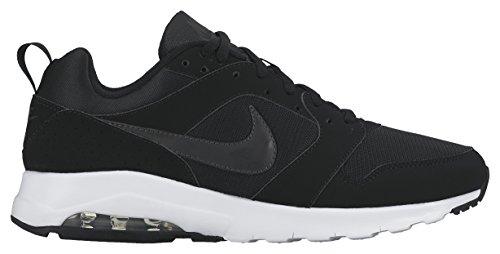 Nike Air Max Motion, Chaussures de Running Compétition Homme, Bleu Schwarz (Black/Anthracite-White)