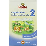 Holle Organic Infant Follow On Formula 2 600 g