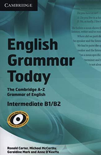 English Grammar Today Book with Workbook: An A-Z of Spoken and Written Grammar (2 Book Set) -