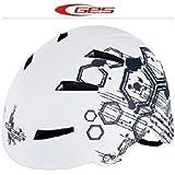 Ges Manufacturas S.A. - Casco Ges Free Freeride/BMX/Skate 5257 blanco
