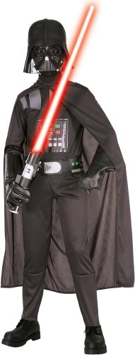 Star Wars tm Darth Vader tm Standard Costume Age (Darth Kinder Vader Top Maske Und)