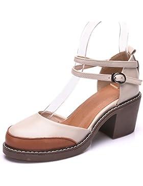 Sandalo donna estate Ruvido tacchi