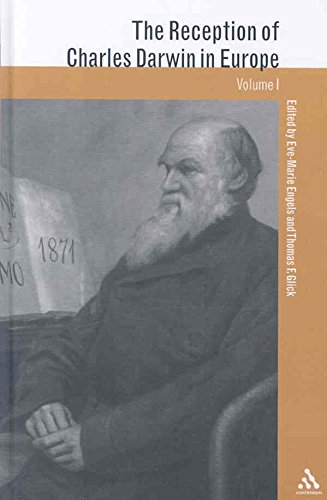 [The Reception of Charles Darwin in Europe] (By: Eve-Marie Engels) [published: February, 2009]