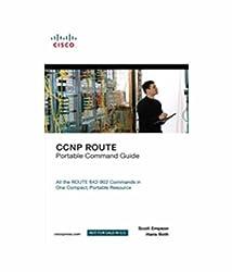 CCNP Route Portable Command Guide by Scott D. Empson (2010-12-01)