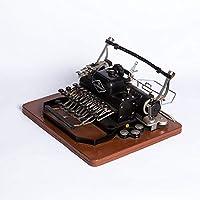 MAFYU Regali di festa Apoyos de hierro vintage para hacer fotografía de modelo de máquina de