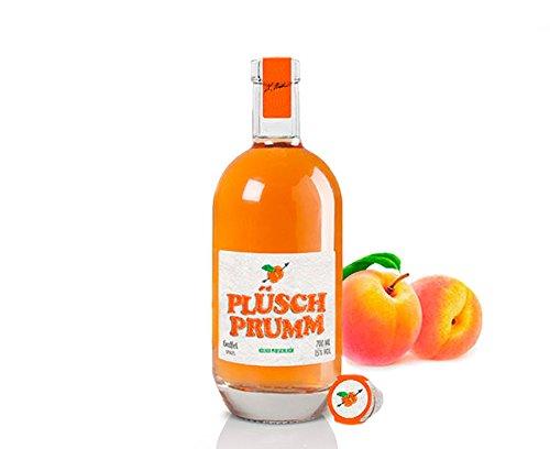 Plüsch Prumm 0,7 Liter original Gaffel Pfirsichlikör -