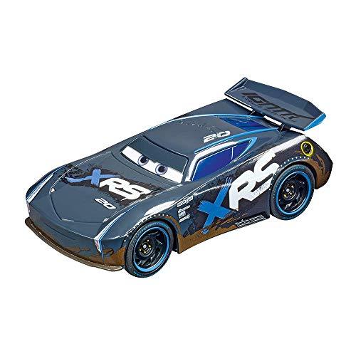 Carrera- Disney·Pixar Cars - Jackson Storm - Mud Racers, (Stadlbauer 20064154)