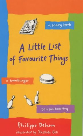 A little list of favourite things