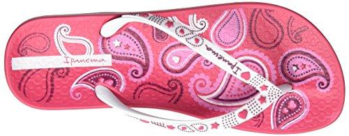 Ipanema Damen Anat. Lovely VII Fem Zehentrenner Mehrfarbig (pink/white)