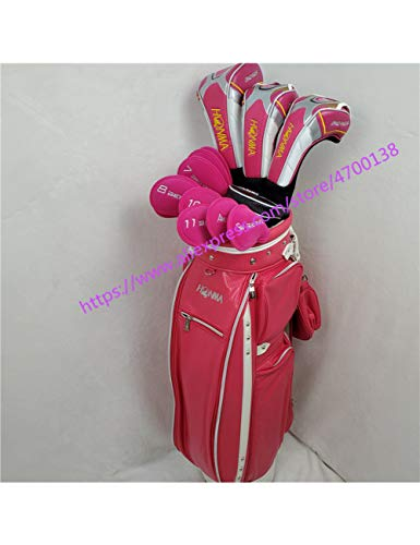 HDPP Club De Golf Ensemble Complet De Clubs De Golf pour...