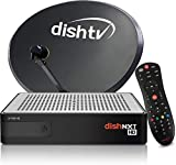 Dish TV HD Box with ONE Month Super Family HD Pack Hindi
