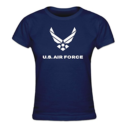 us-air-force-frauen-t-shirt-by-shirtcity