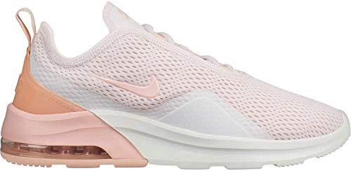 Nike Damen Air Max Motion 2 Leichtathletikschuhe, Mehrfarbig Pink/Washed Coral/Pale Ivory 000, 43 EU