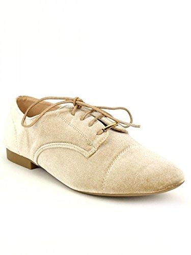 Cendriyon, Derbies Beige XELLS Chaussures Femme Beige