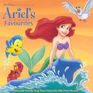 Little Mermaid Ariel S Favourites Ariel Amp Friends Sing