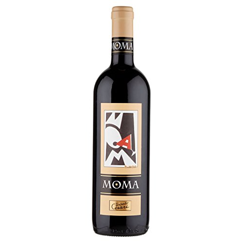 Umberto Cesari Vino Rosso Moma Sangiovese Cabernet Merlot Rubicone Igt - 2017-3 Bottiglie da 750 ml