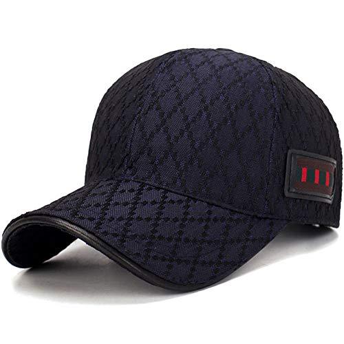TRGFB Baseball Cap Baseballmütze Männer Hat Für Jeans Papa Hut Gestickt Schwarz Trucker Luxury Casual Zubehör -