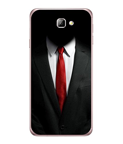 PrintVisa Designer Back Case Cover for Samsung Galaxy J5 Prime (Suit shirt tie formal decent)  available at amazon for Rs.385