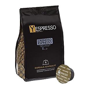 160 capsule compatibili Nescafè Dolce gusto CREMOSO - 10 confezione da 16 capsule 9 spesavip