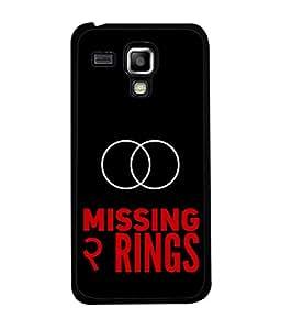 Snapdilla Designer Back Case Cover for Samsung Galaxy S Duos 2 S7582 :: Samsung Galaxy Trend Plus S7580 (Graphic Backcover Wallpaper Idea Design English Font)