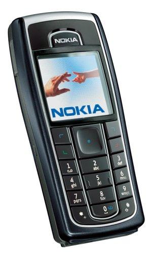 Nokia 6230 Handy Graphit