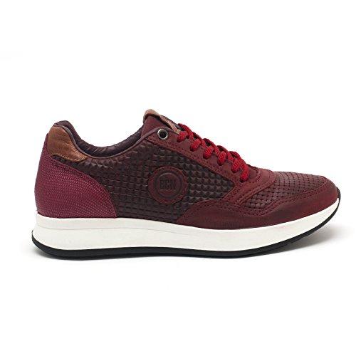 BCN 1024, Chaussures Femme Bordeaux