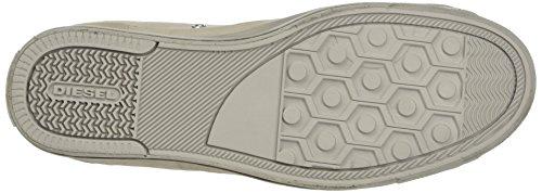 Magneti Da Uomo Diesel Expo-zip Sneaker Alta Sneaker Y01546 Beige (argento Betulla)