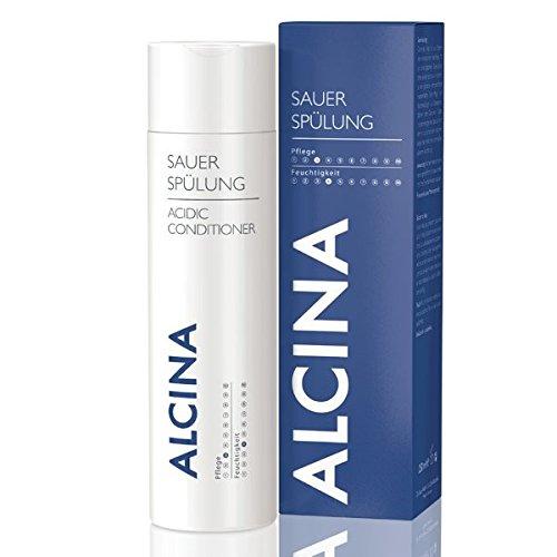 Formel-sauer (Alcina Sauer-Spülung für normales Haar 250ml)