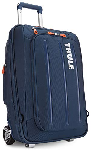 Thule Reisetasche Trolley Crossover Carry-On 38L Blau Adressanhänger Bowatex