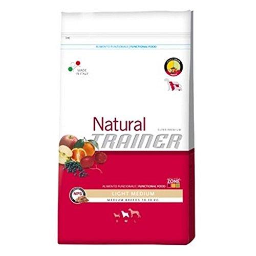 Trainer Natural - Natural Trainer Light Medium per Cani - Sacco da 3 Kg