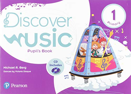 DISCOVER MUSIC 1 PUPIL'S BOOK PACK ANDALUSIA (Descubre la música)