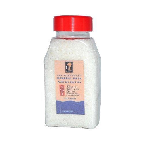 Mineral Bath de la Mer Morte, 1 lb (453 g) - Minéraux de la Mer