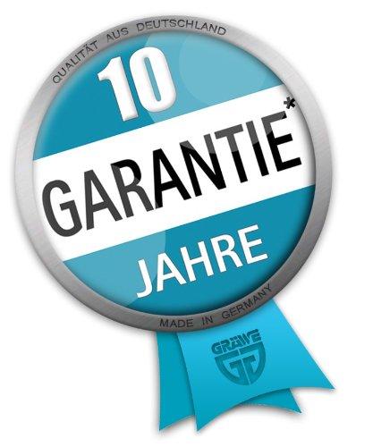 Gräwe® Profi schmiedeeiserne Bratpfanne - 4