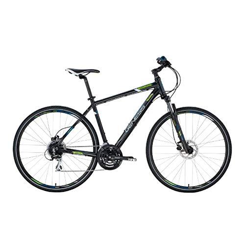 Genesis Cross-Bike Speed Cross SX 3.9, schwarz matt,54