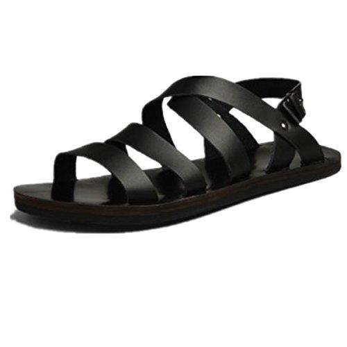 SHUNLIU Herren Touch Sport Sandalen Outdoor Schuhe Sandaletten Kühlen Sommer
