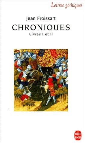 Chroniques. : Livres 1 et 2