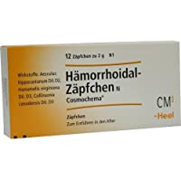 HAEMORRHOIDAL ZAEPFCHEN N 12 St. PZN:3914918 preisvergleich bei billige-tabletten.eu