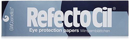 GWCosmetics RefectoCil Wimpernblättchen, 1er Pack, (1 x 96 Stück)