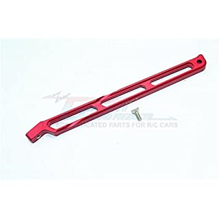 Arrma Kraton 6S BLX (AR106005/106015/106018) Aluminum Rear Chassis Link - 1Pc Set Red