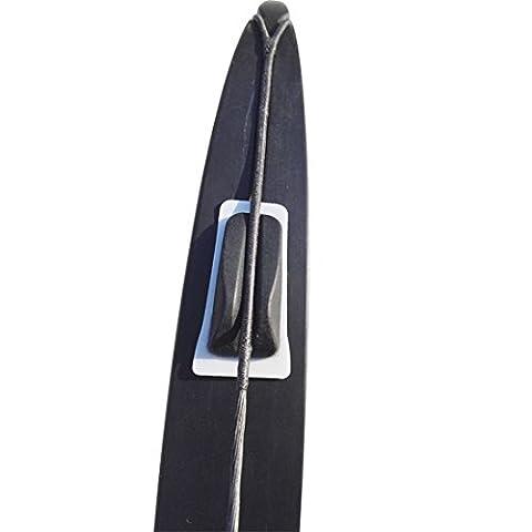 Chasse Tir à L'arc Arc Stabilisateurs Pour Arc Recourbé Accessoires (noir)
