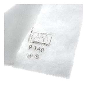 Volumenvlies P140 flammhemmend zum Einnähen 0,50x150 cm weiß