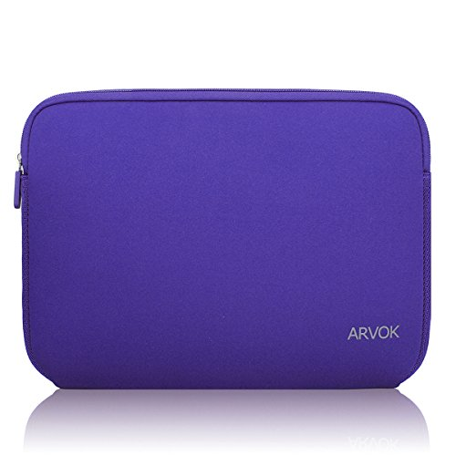 arvok-13-133-14-inch-water-resistant-neoprene-laptop-sleeve-case-bag-notebook-computer-case-briefcas