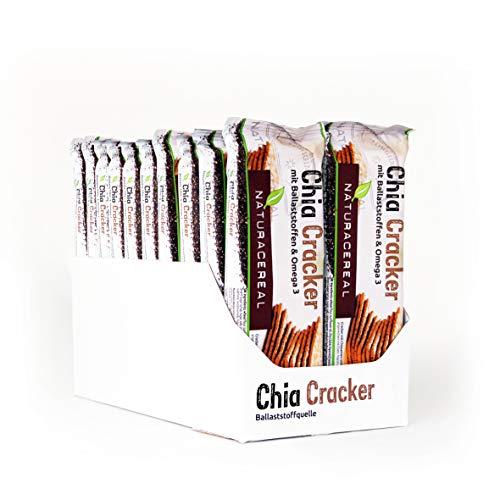 Chia Cracker (20x62g) - Cracker